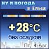 Ну и погода в Ельце - Поминутный прогноз погоды